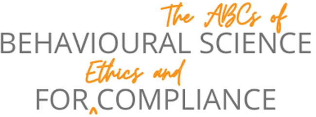 The ABCs of Behavioural Science for Compliance